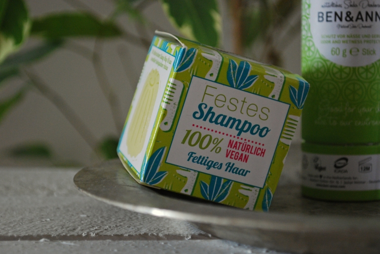 Festes Shampoo, Shampoobar, Lamazuna, Plastikfrei im Badezimmer, Zero Waste Kosmetik, Zero Waste Badezimmer, plastikfreie Kosmetik