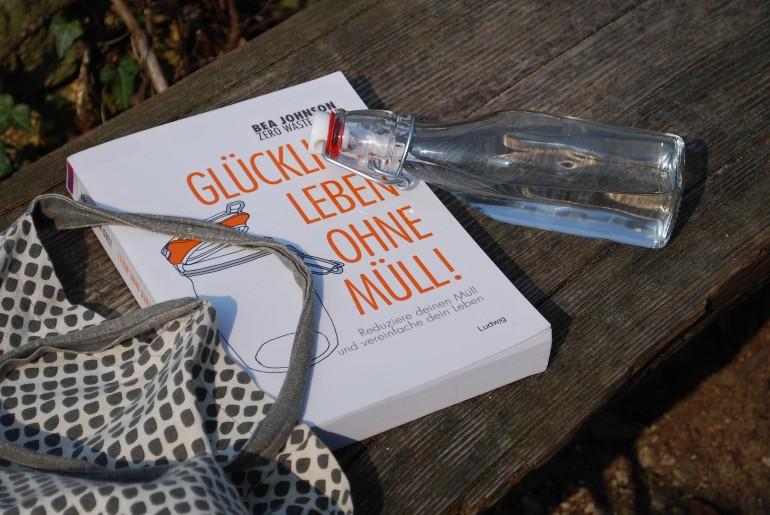 Bea Johnson Buch, Zero Waste Bücher Review, Zero Waste Ratgeber, Glücklich leben ohne Müll