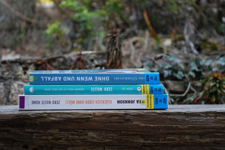 Zero Waste Bücher Review, Zero Waste Ratgeber, Ohne Wenn und Abfall Rezension, Glücklich leben ohne Müll, Ohne Wenn und Abfall