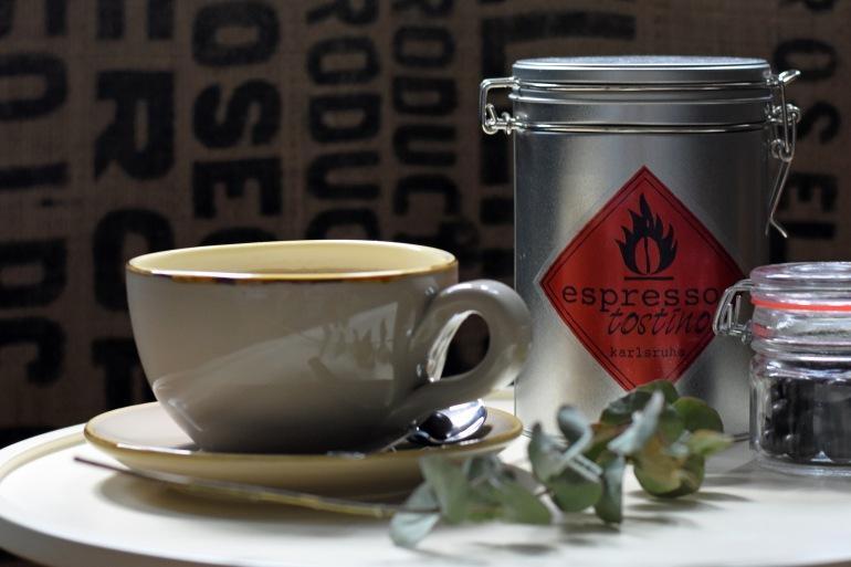 Zero Waste Kaffee, Less Waste Coffee, Plastikfrei, Kaffee unverpackt, Unverpackt Kaffee kaufen, Zero Waste Haferdrink, Espresso Tostino